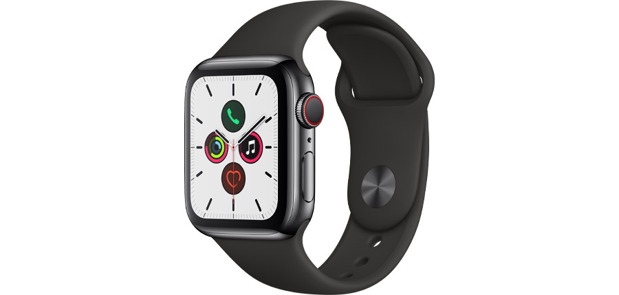 Billig Apple Watch med inbyte