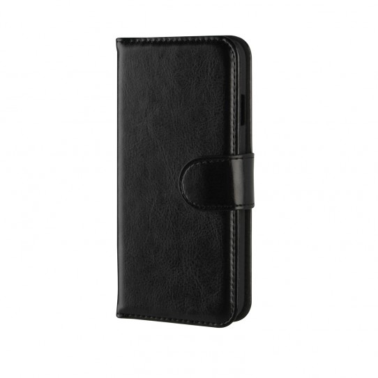 XQISIT Wallet Case Eman för iPhone 7 Plus - Svart