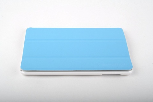 Pomologic Awake cover för iPad Air – Blå