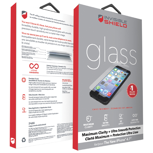 Invisible Shield Glass screen protector för iPhone 6