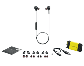 Jabra Rox In-ear bluetooth hörlurar - Svart