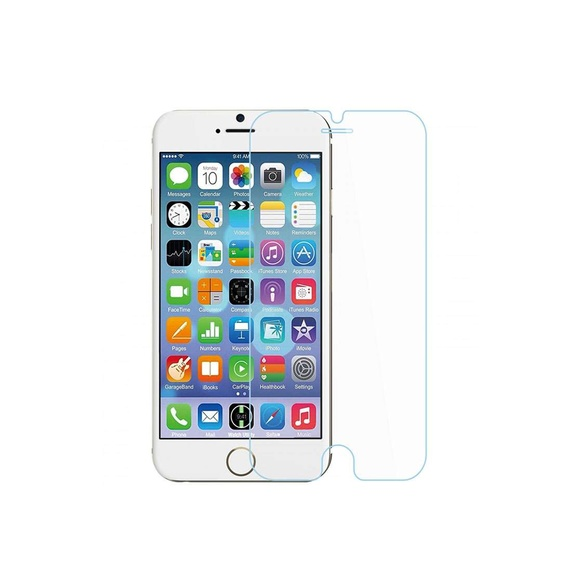 Pomologic - Tempered Glass Screen Protector iPhone 7