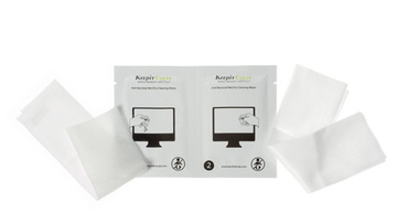 Keepit Clean rengöringsdukar wet & dry 12-pack