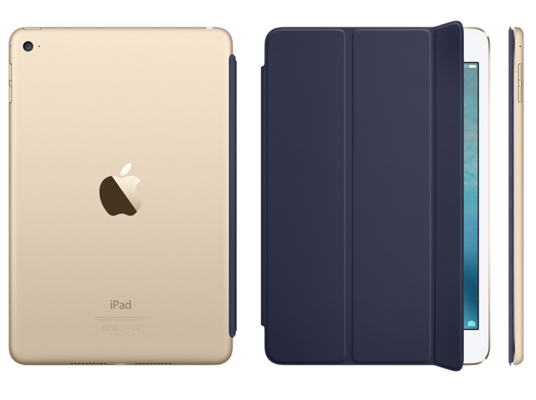 Apple Smart Cover för iPad mini 4 - Midnattsblå