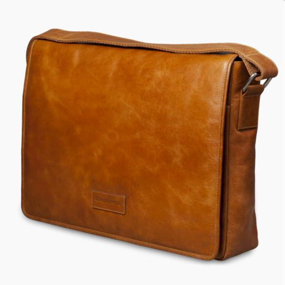 dbramante1928 Signature  Marselisborg Leather Messenger