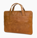 "dbramante1928 Signature  Silkeborg Slim Bag 13"" - Golden Tan"