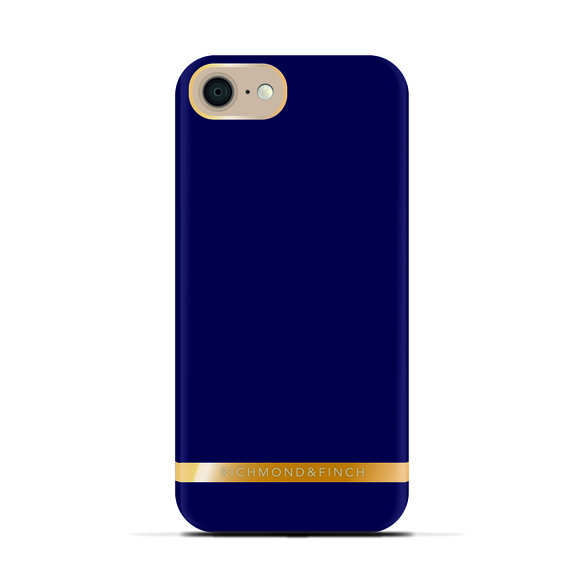 R&F för iPhone 7 - Classic Satin Royal Blue