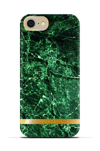 R&F för iPhone 7 -  Green Marble Glossy