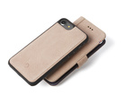 Decoded - 2 in 1 Leather Wallet Case Magnet för iPhone 7 - Rose