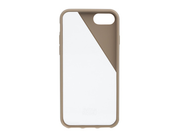 Native Union CLIC Crystal till iPhone 7 - Taupe
