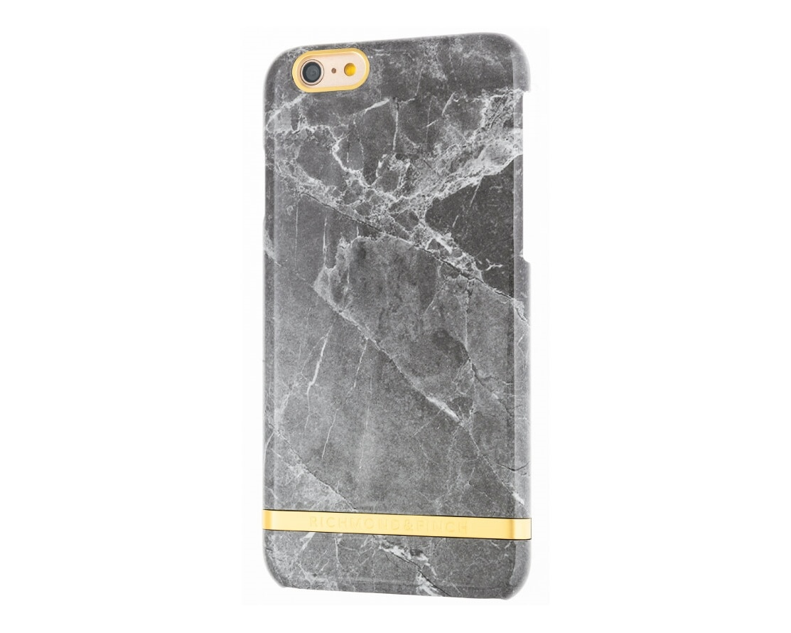 R&F för iPhone 7 -  Grey Marble Glossy