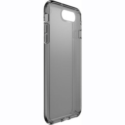 Speck Presidio Clear for iPhone 7 - Onyx Black Matte