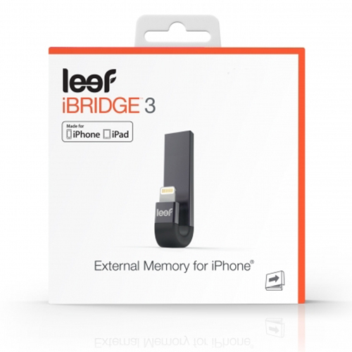 Leef iBridge 3 32GB - Svart