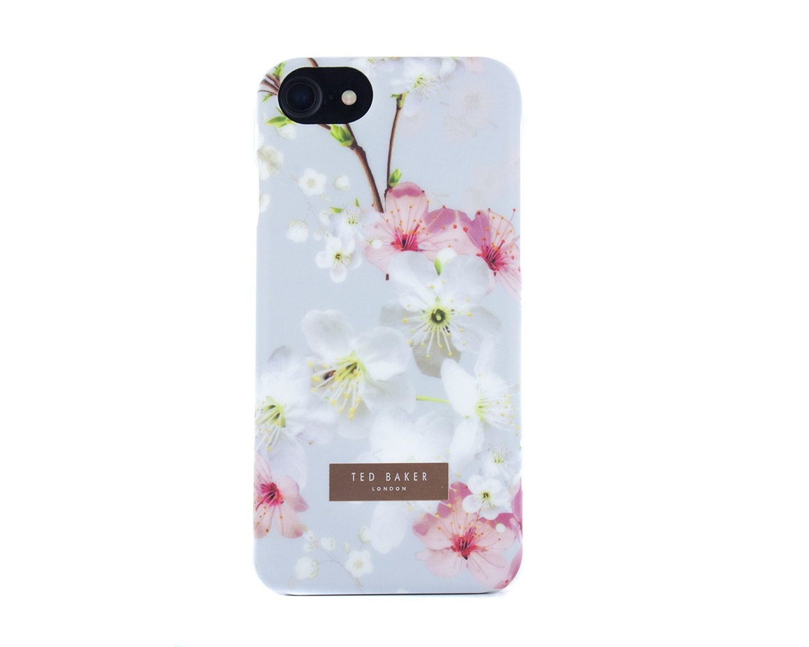 Ted Baker - Hard Shell for iPhone 7 - Saoirse - Oriental Blossom