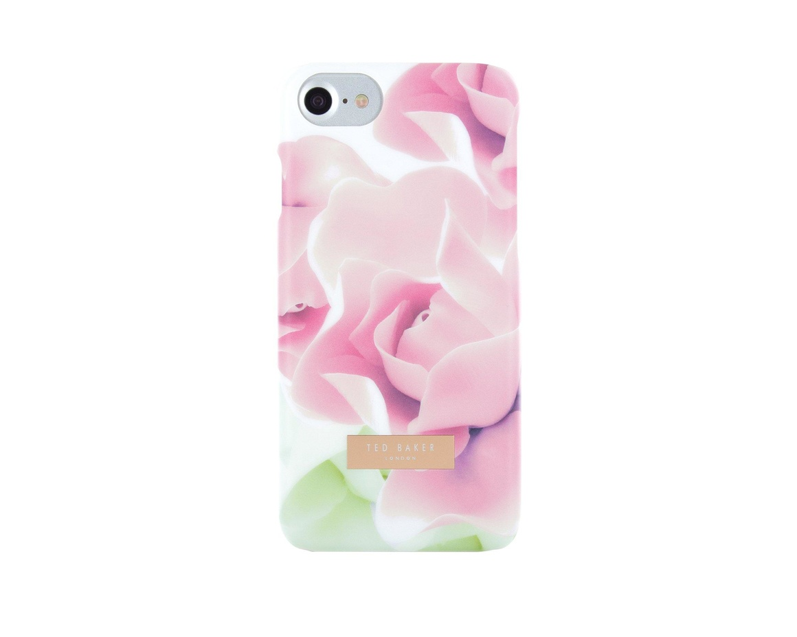 Ted Baker - Hard Shell for iPhone 7 - Annotei - Porcelain Rose Nude