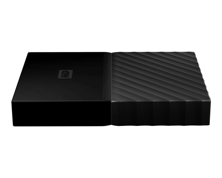 "WD My Passport for Mac 1TB 2,5"" USB 3.0 - Svart"