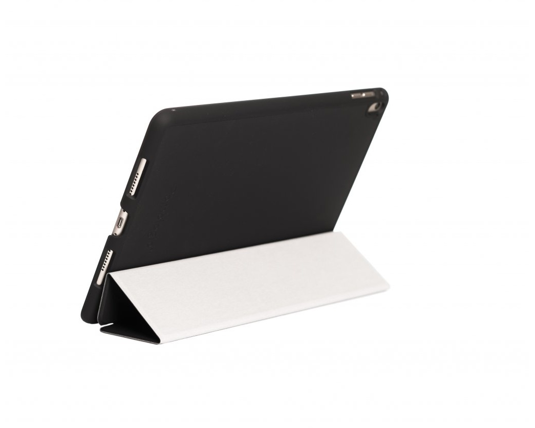 "Pomologic - Book Case för iPad Air 2 / iPad Pro 9,7"" - Svart"