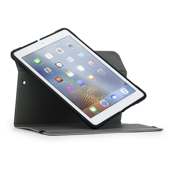"Targus Evervu Rotating Case för iPad/ 9.7"" iPad Pro/ iPad Air/Air 2 - Svart"