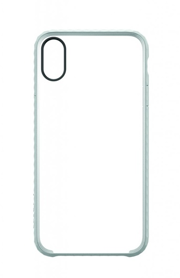 Incase Pop Case för iPhone X - Clear/Slate