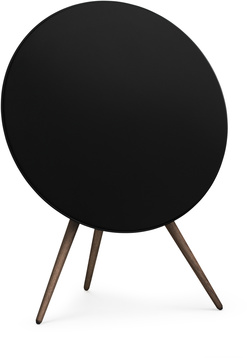 B&O BeoPlay A9 MKII -  Black Bluetooth, Walnut Legs