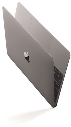 "MacBook 12"" Retina Core M3 1.1GHz/8GB/256GB/Intel HD 515 - Rymdgrå"