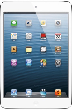 Apple iPad mini Wi-Fi + Cellular 64GB - Vit & Silver