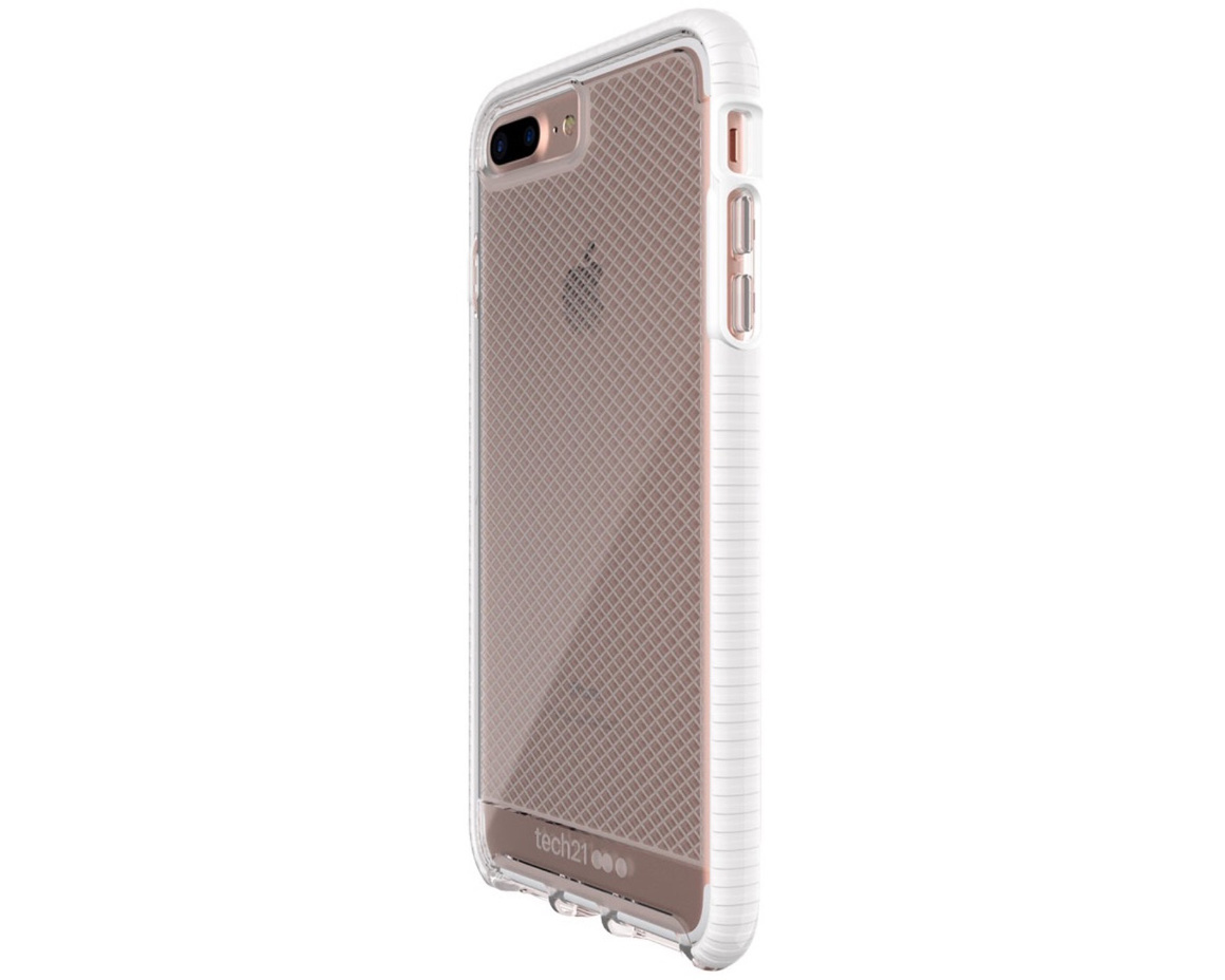 Tech21 Evo Check for iPhone 7/8 Plus Transp/Vit