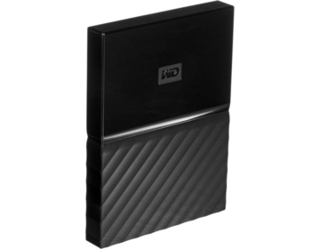 WD My Passport for Mac - Hårddisk - krypterat - 1 TB - extern (portabel) - USB 3.0 - USB-C