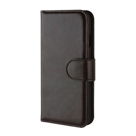 Xqisit Wallet Case Eman för iPhone 6 Plus - Brun