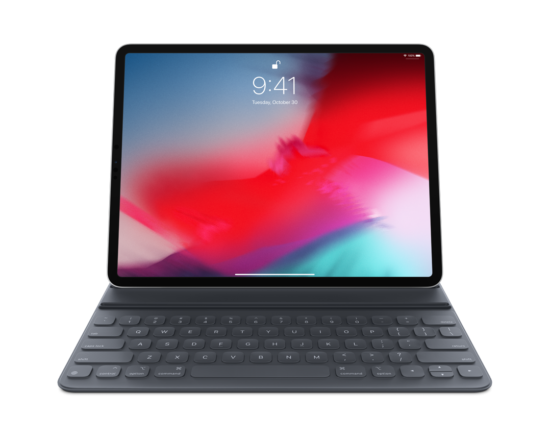 Smart Keyboard Folio för iPad Pro (3rd Generationen) - Svenska