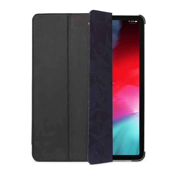 Decoded - Leather Slim Cover för iPad Pro 12,9 2018
