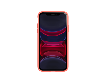 Tech21 Studio Colour for iPhone 11 - Coral