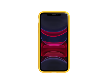 Tech21 Studio Colour for iPhone 11 - Yellow