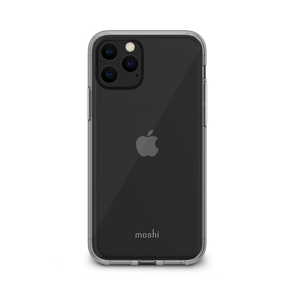 Moshi - Vitros Crystal for iPhone 11 Pro Crystal Clear