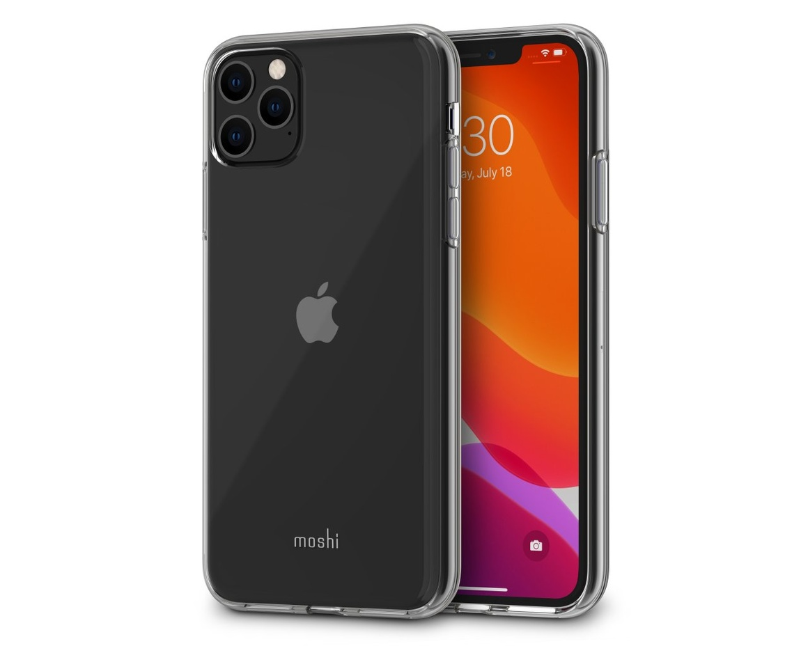 Moshi - Vitros Crystal for iPhone 11 Pro Max Crystal Clear