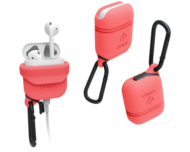 Catalyst Waterproof Case för AirPods Coral