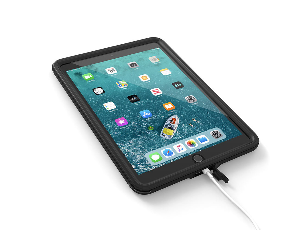 Catalyst Waterproof Case för 10.5 iPad Air (2019 / 3rd gen.) - Stealth Black