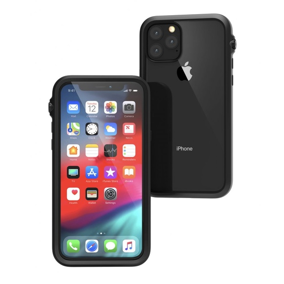Catalyst Waterproof Case för iPhone 11 Pro - Stealth Black
