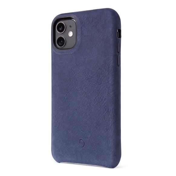 Decoded Recycled Leather Backcover för iPhone 11 -
