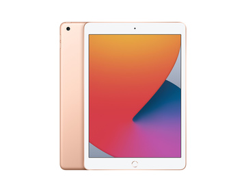 Apple iPad 10.2 (2020) Wi-Fi 128GB - Guld