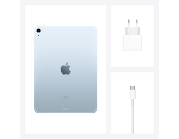 iPad Air 2020 WiFi + Cellular 256GB - Himmelsblå