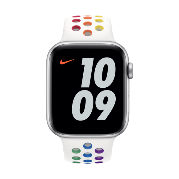 Apple Watch Armband Nike-Sportband Pride Edition