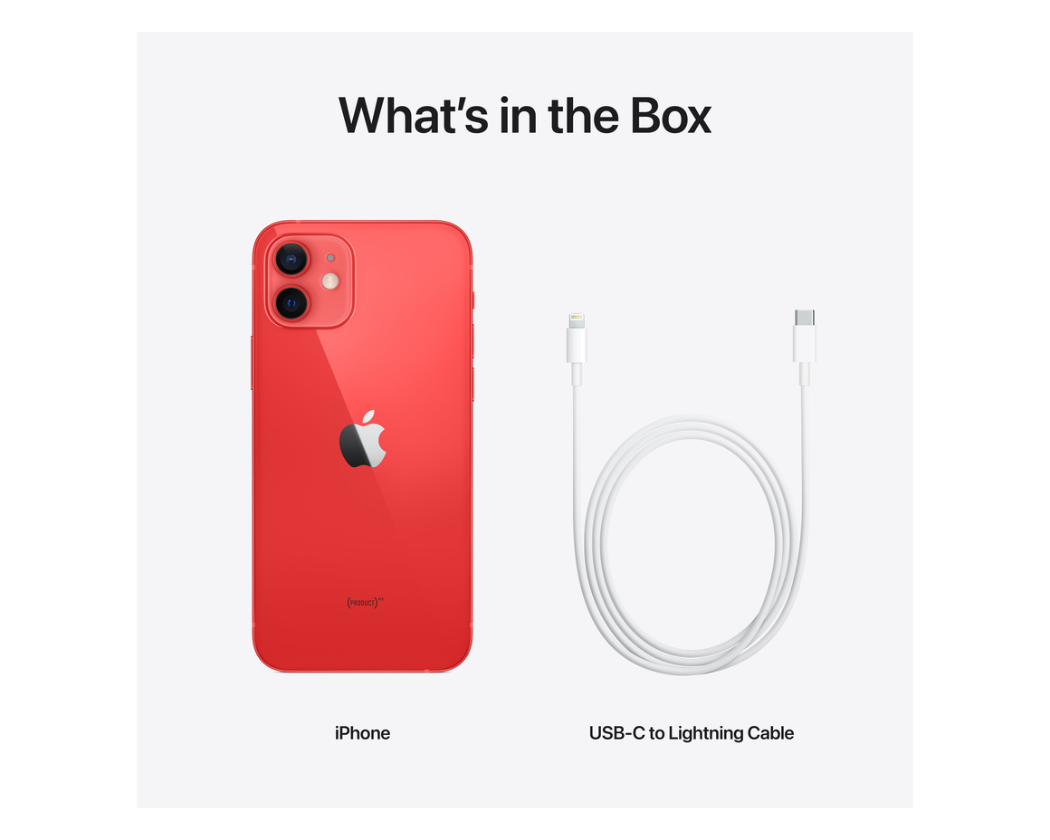 iPhone 12 64 GB (PRODUCT)RED