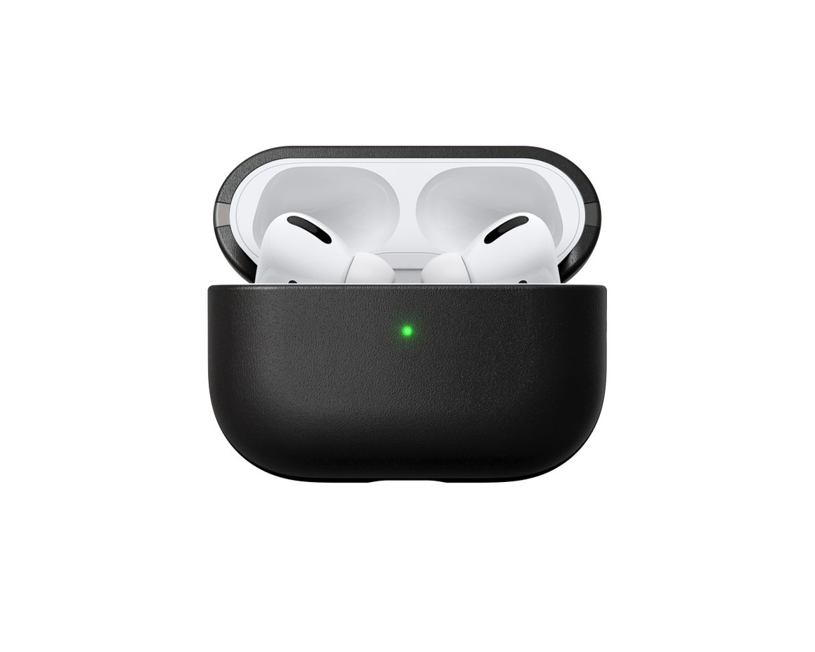 Nomad - Airpods Case Pro Black Leather