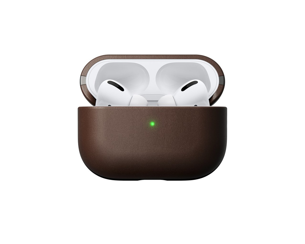 Nomad - Airpods Case Pro Rustic Brown Leather