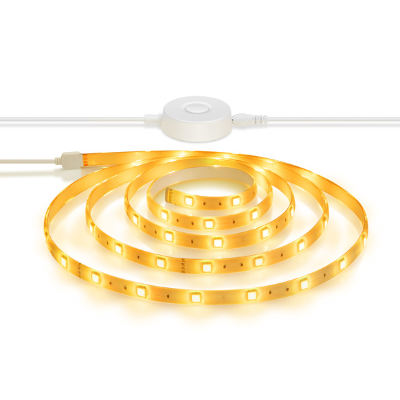 Vocolinc - Colorful Light strip 2 m. WiFi 16 million Colors & White