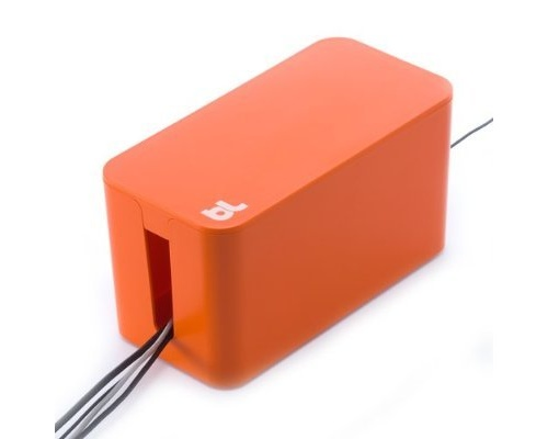 BlueLounge CableBox Mini Sladdlåda - Orange